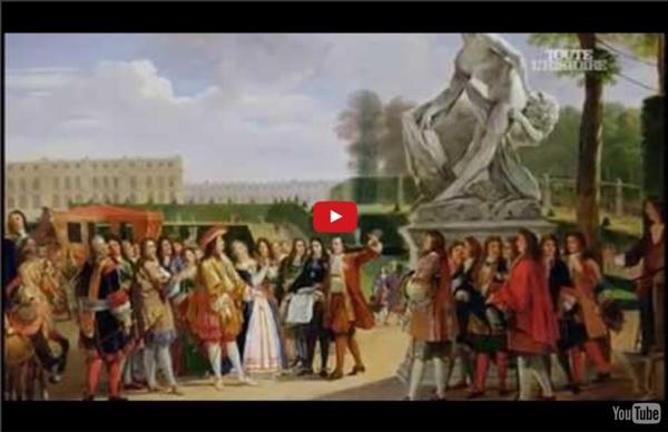 (20) Les Rois de France - Louis XIV, le roi soleil - (1) La conquête du pouvoir