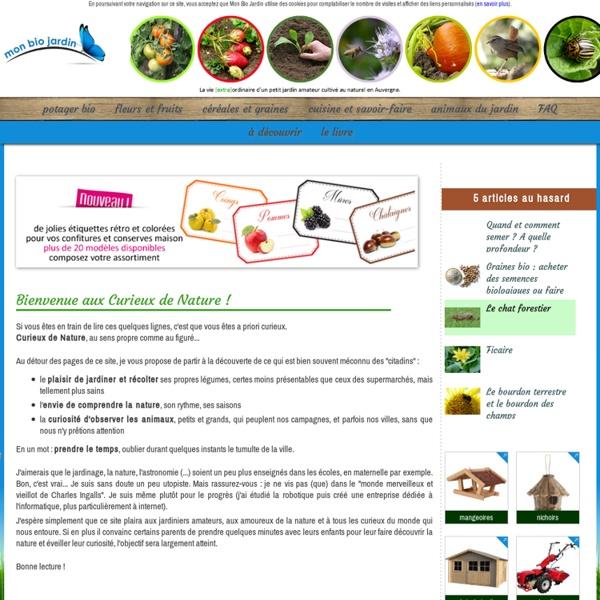 Mon bio jardin : conseils et astuces pour des légumes et fruits bio