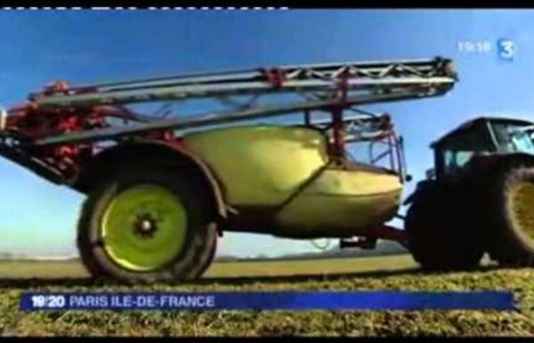 Le Grignotage agricole, conséquence de la périurbanisation