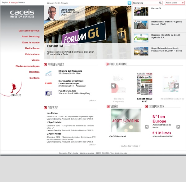 CREDIT AGRICOLE CACEIS