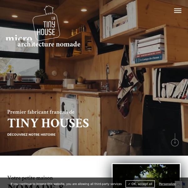 Accueil du site la tiny house - La tiny house