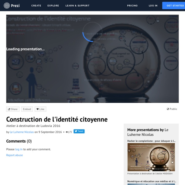 Construction de l'identité citoyenne by Le Luherne Nicolas on Prezi