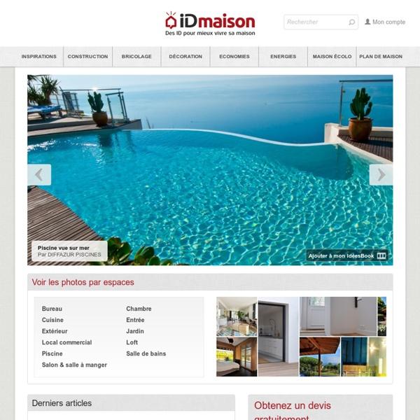 Maison : Construction, Bricolage, Décoration, Economies d'Energi