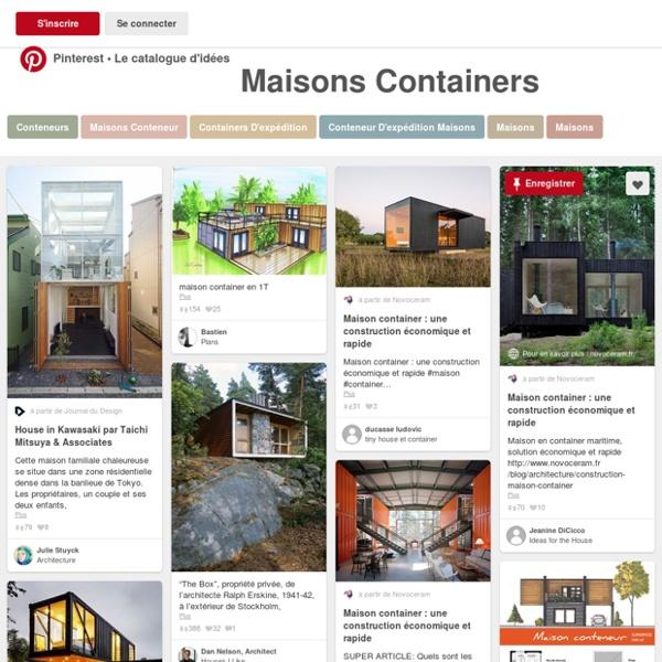 prix container amnag fabulous maison conteneur maritime with maison conteneur maritime with. Black Bedroom Furniture Sets. Home Design Ideas