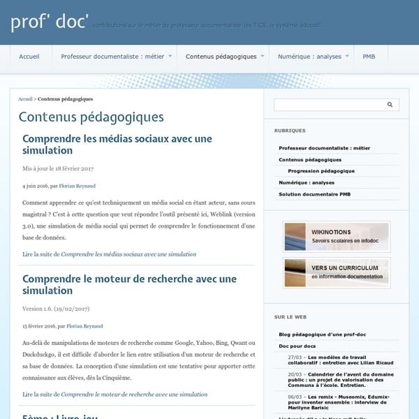 Prof' doc'