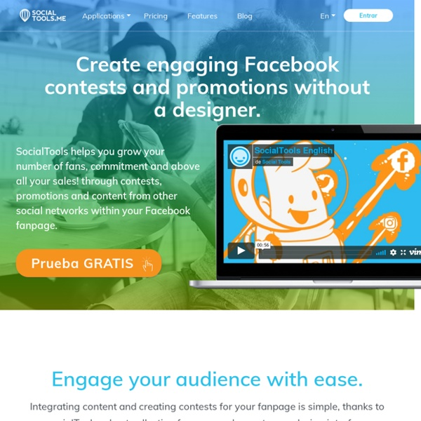 Contests and promotions on Facebook