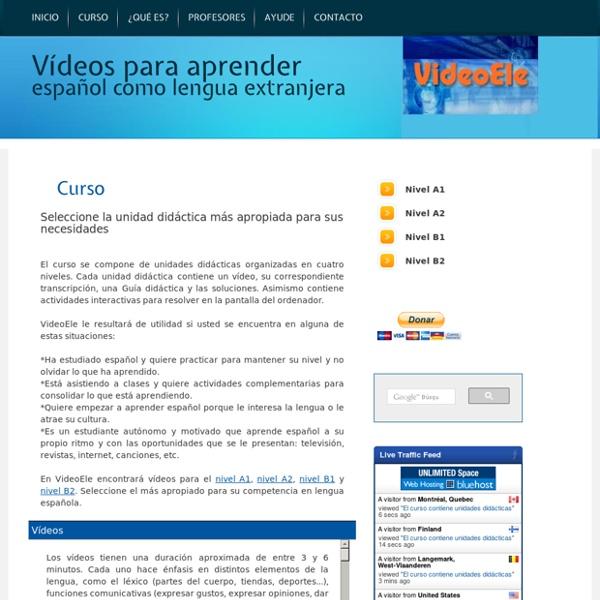 Expresión oral por vídeo