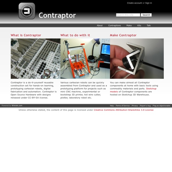 Contraptor