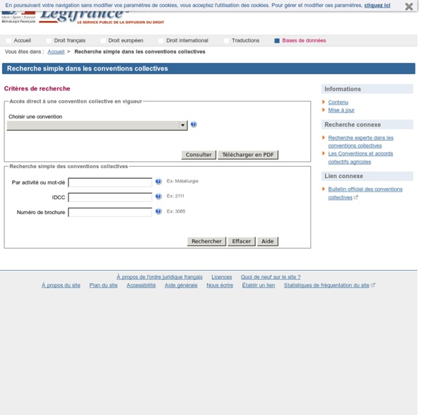Grille de classification des emplois (CCN)