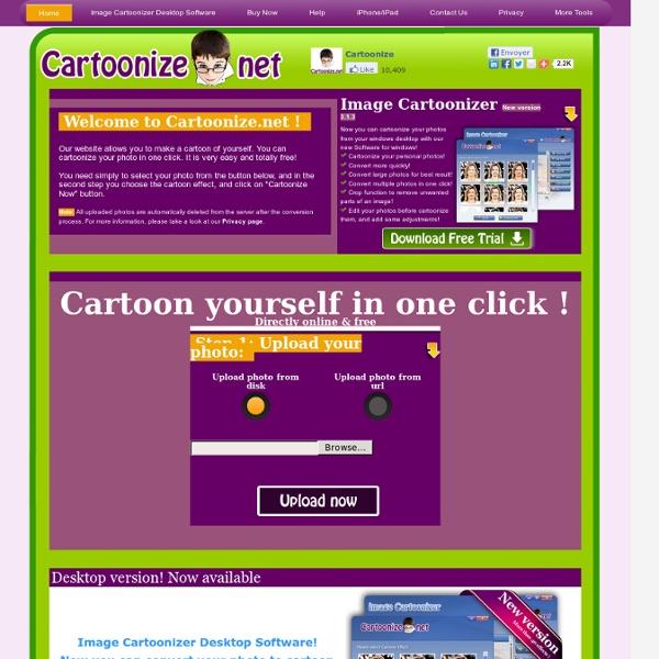 Convert to cartoon - Convert photo to cartoon - Cartoonize Me - Cartoonize