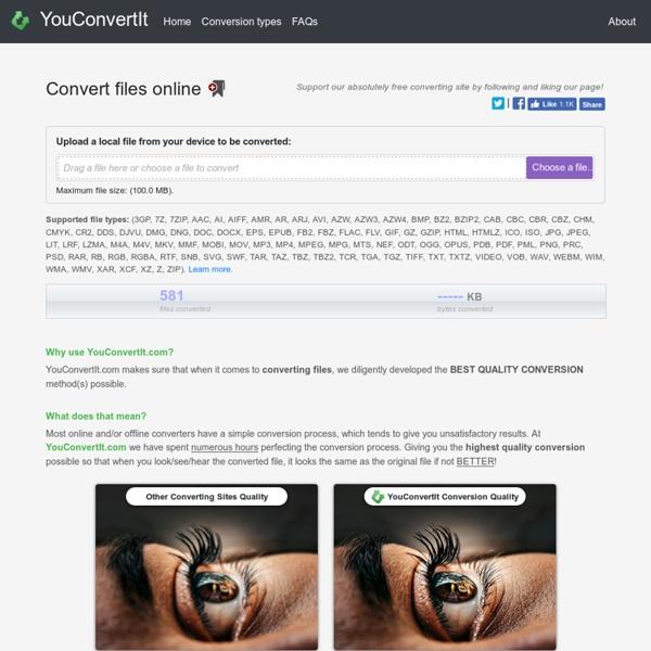 Online Media Converter – Convert Files, Convert Images, Convert Audio, Convert Video and Convert Archives for free