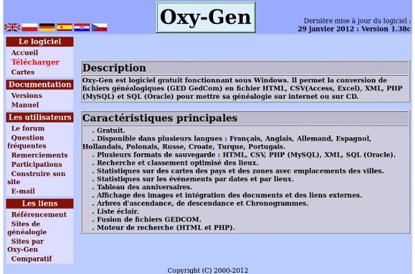Oxy-Gen