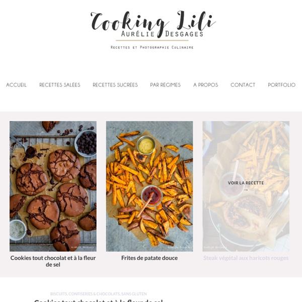 Cooking Lili - Une cakista dans sa cuisine