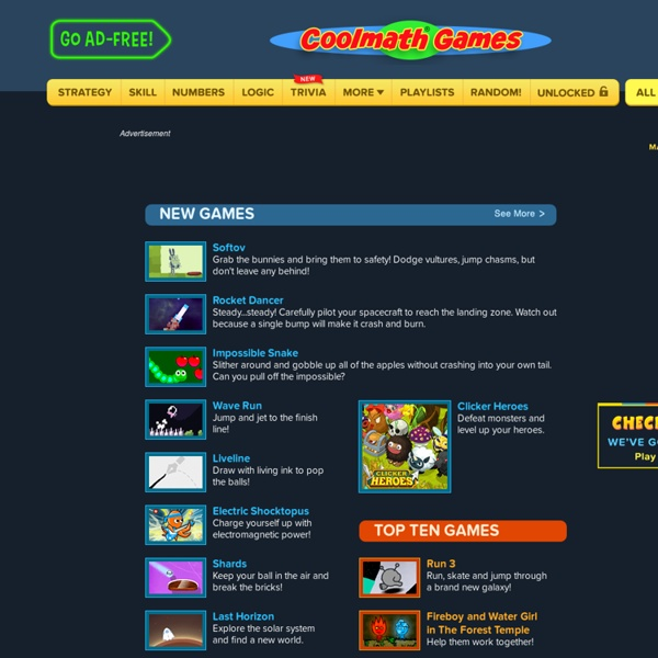col math games