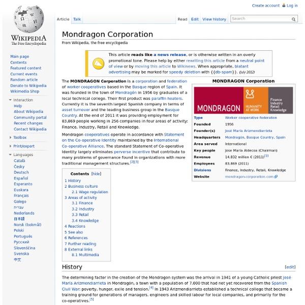 Mondragon Corporation