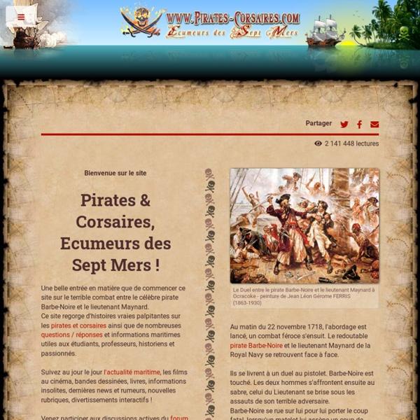 Pirates & Corsaires, Ecumeurs des Sept Mers