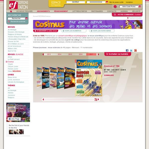 Cosinus Magazine