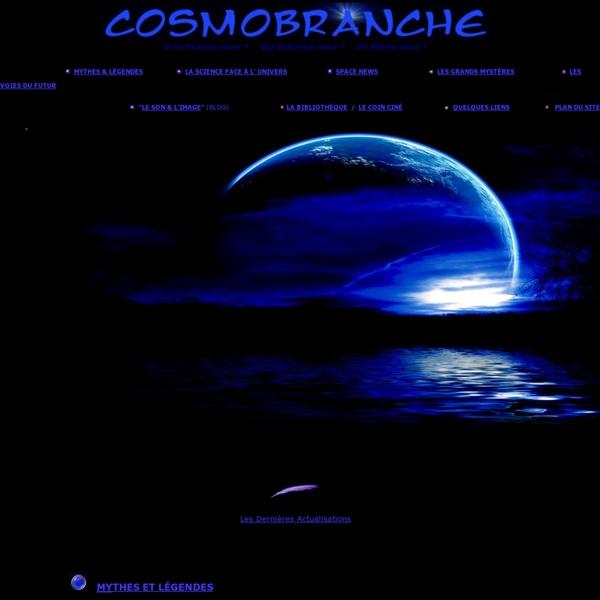 Cosmobranche - Intro