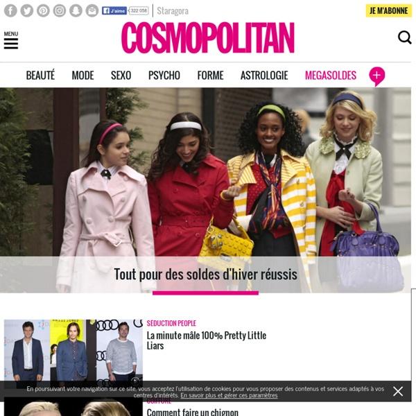 Magazine Cosmo : Beauté, Mode, Sexo - Cosmopolitan.fr