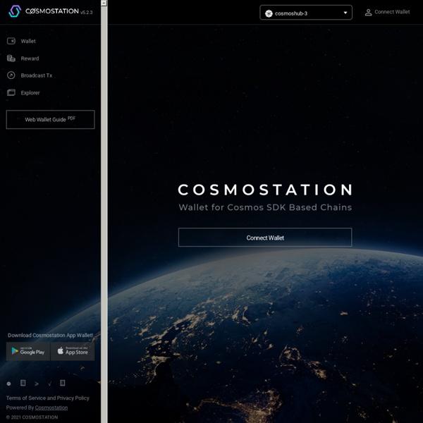 Cosmostation - Cosmos Wallet