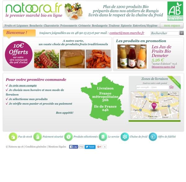 Natoora.fr : mes courses de produits frais en direct des producteurs