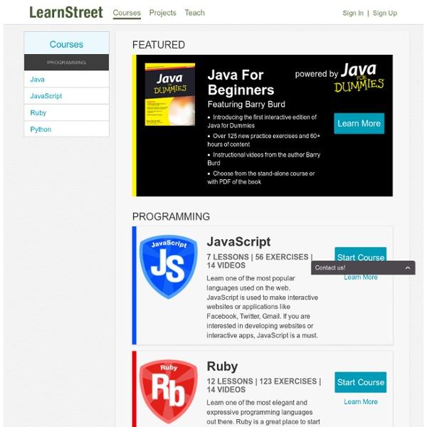 JavaScript Courses Online