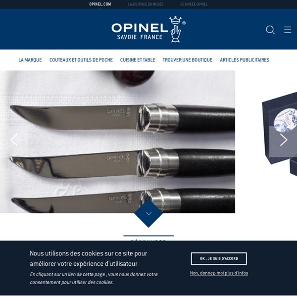 Couteaux et outils de poche, couteaux de cuisine et table