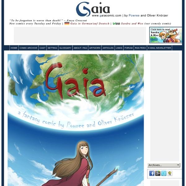 Gaia » Cover