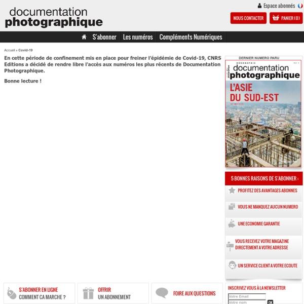 Lire Gratuitement durant le confinement La Documentation française du N° 8130 au 8134