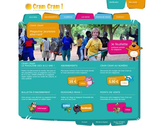 CRAM CRAM - A la découverte du monde