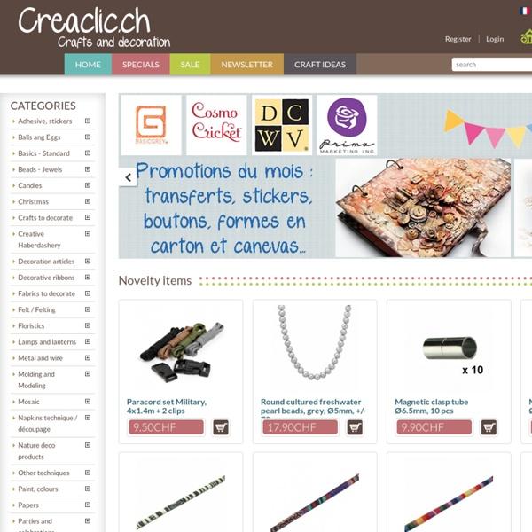 Creaclic.ch