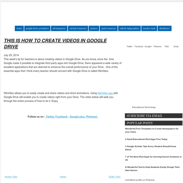 This Is How to Create Videos in Google Drive