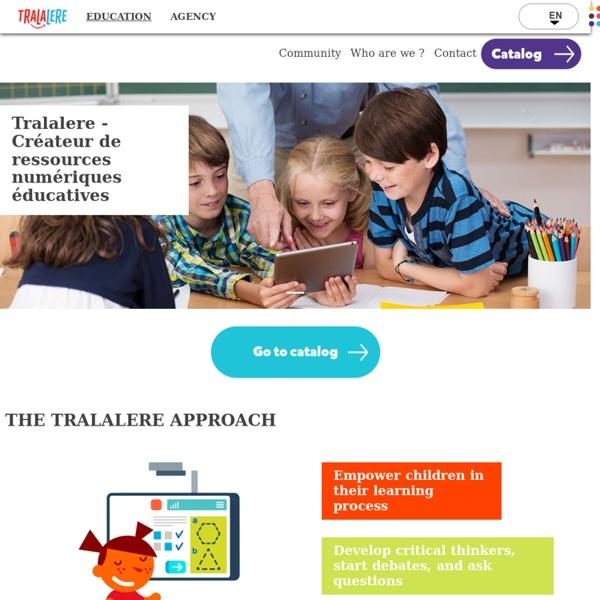 Créateurs de contenus numériques éducatifs