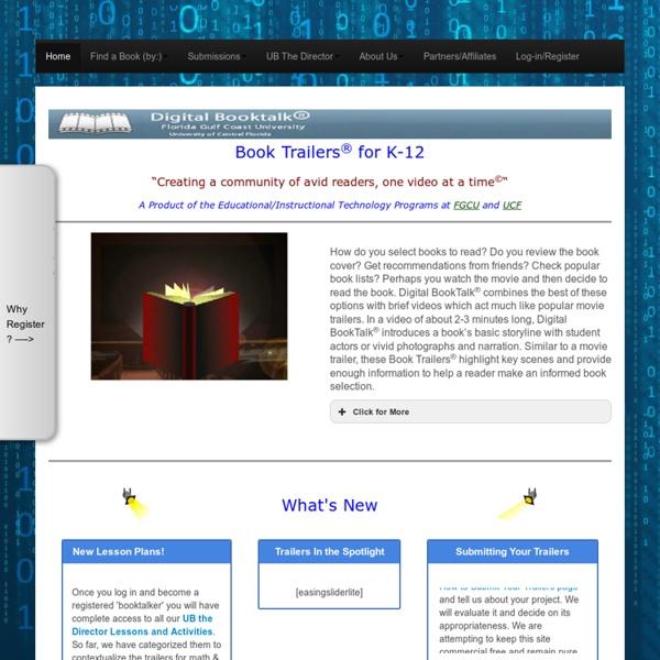 Digital Booktalk