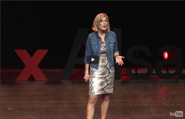 La co-création active : Lilou Macé at TEDxAlsace