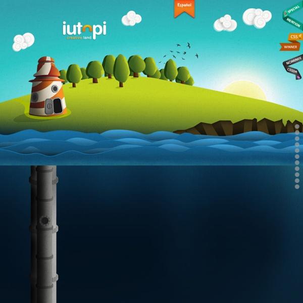 Iutopi - Creative Land / Branding, Graphic & Web Design