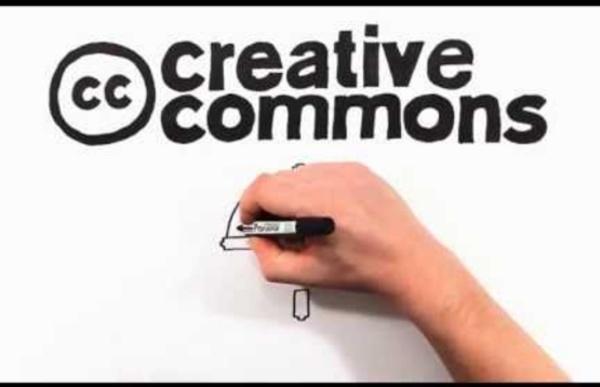 Vidéo explicative des Creative Commons & Copyright Info