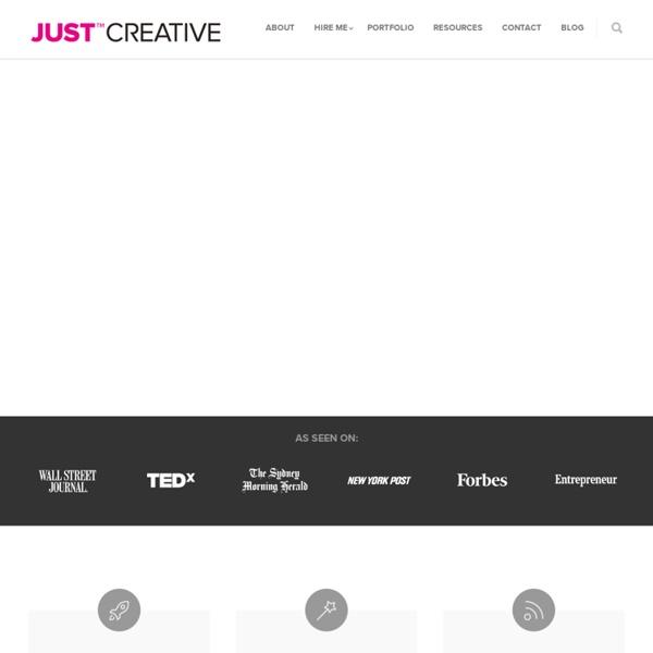 JUST™ Creative - Graphic Designer, Logo & Brand Identity Specialist