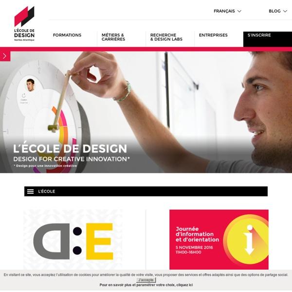 L'École de design Nantes Atlantique - L'École de design Nantes Atlantique