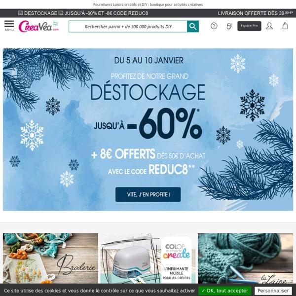 Creavea loisirs cr atifs magasin loisir cr atif pearltrees - Magasins loisirs creatifs ...