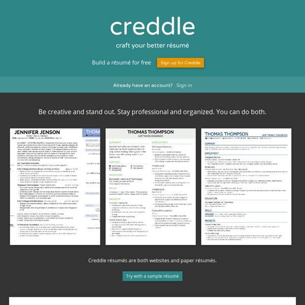Creddle