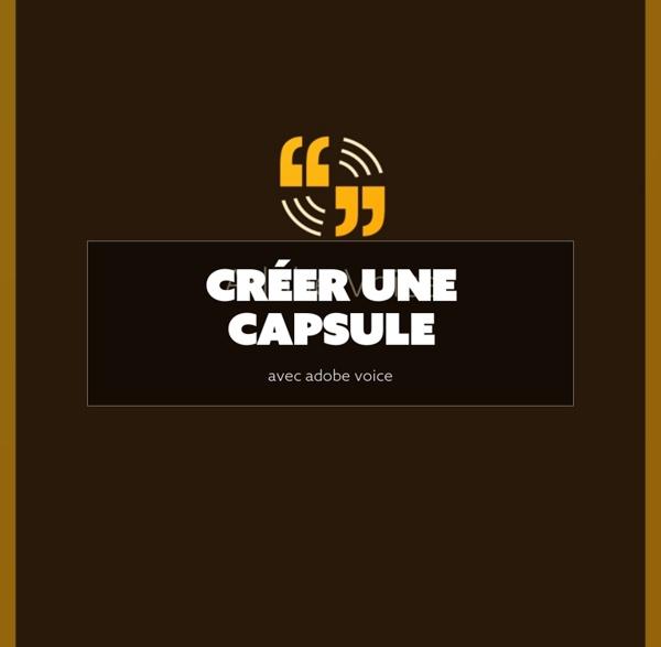 Créer une capsule