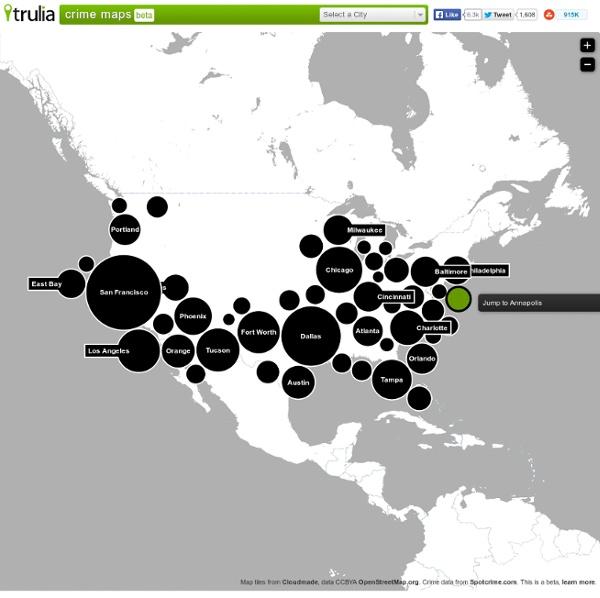 Crime Map Beta