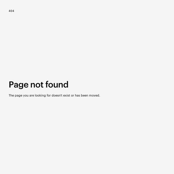 Les critères ergonomiques de Bastien & Scapin, Partie 1