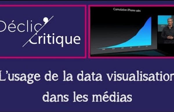 DECLIC CRITIQUE : L'usage de la data visualisation dans les médias