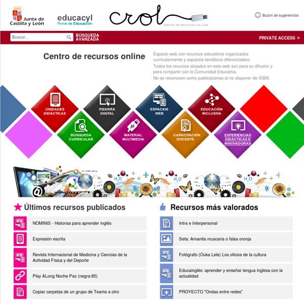 CROL - Centro de Recursos On Line