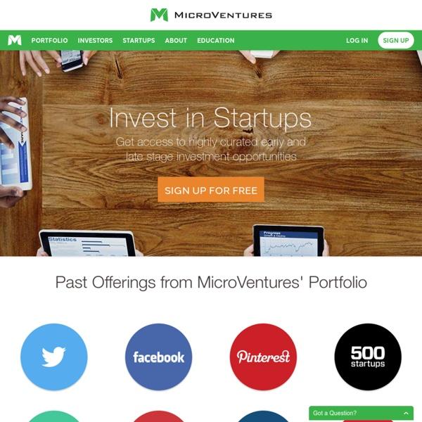 Gateway to Venture Capital