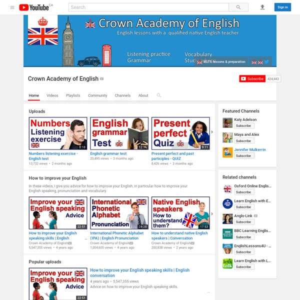 Crown Academy of English