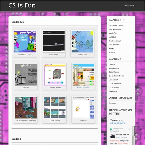 CS is Fun
