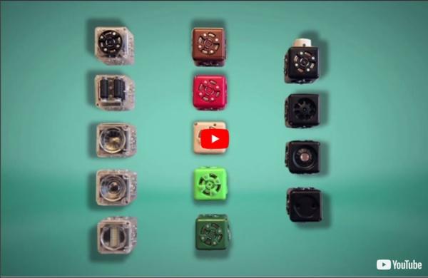 Cubelets!